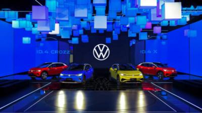 出门问问多项车载语音技术加持,大众 ID.4 全新车型交互体验全新升级