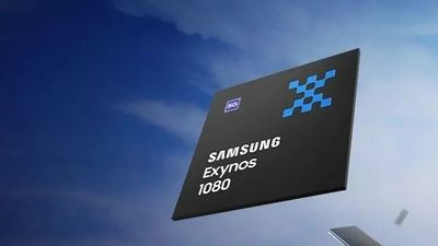 三星发布首款 5nm 芯片 Exynos 1080,vivo X60 或将成为首发机型