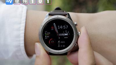 加入了心电检测,传统机械手表造型下的新选择,Zepp Z 图赏
