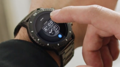 终于可以触屏交互了,西铁城推出 CZ Smart 智能手表,售价 395 美元