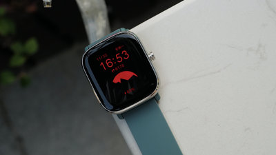 Amazfit GTS 2 mini 开箱,一款年轻、时尚的轻智能手表