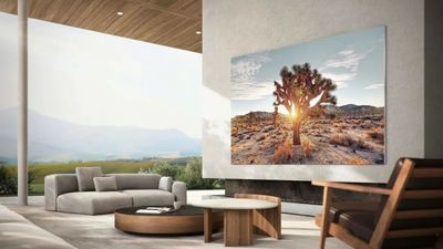 三星推出 110 英寸 MicroLED 电视,超大屏高端电视市场有多大?