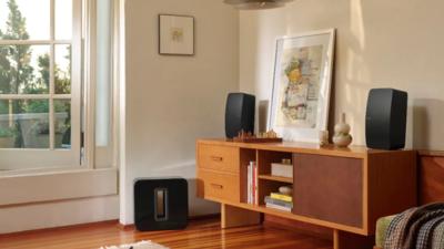 Sonos Five 高端一体式音响中国发布,4580 元畅享录音棚级音质