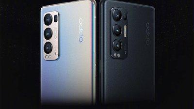 影像游戏双王牌 OPPO Reno5 Pro+ 发布,量产电致变色