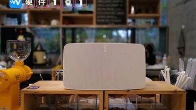 HomePod mini 差强人意,新年派对需要 Sonos Five 带氛围