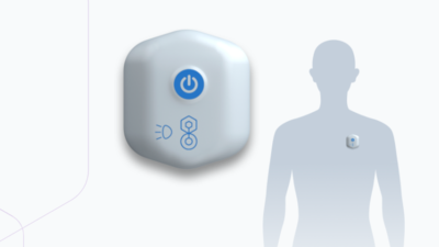 BioButton™ 是 COVID-19 症状监测高效的解决方案