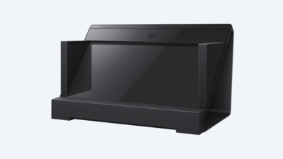索尼 Spatial Reality Display 裸眼 3D,全息显示黑科技