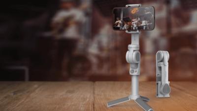 Snoppa ATOM 2 登上众筹,三轴混合式防抖、可自动伸展,口袋 vlog 必备