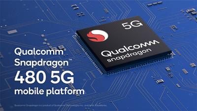 高通发布骁龙 480 处理器,新一批经济型 5G 手机将进入市场
