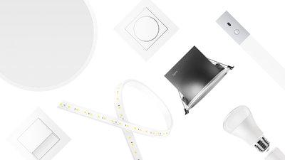 如然之光光源,全新设计语言,魅族 Lipro 首期八款健康照明产品发布