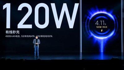 最早量产 120W 秒充技术,小米秒充团队获得百万美金技术大奖
