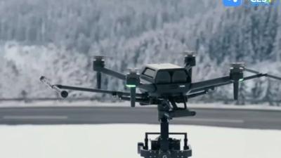 索尼发布 Airpeak 无人机,可搭载 Alpha 相机使用 | CES 2021