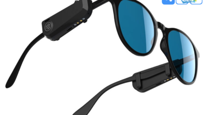 将传统眼镜秒变智能音频眼镜,JLab 镜架可以的   CES 2021