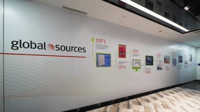 逾 7,200 个展位,环球资源电子产品展将于 4 月香港开展!