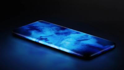 小米四曲面瀑布屏概念手机发布,对未来手机形态的一次摸索