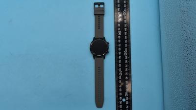 努比亚的首款智能手表 Red Magic 要来了,它是这个样子