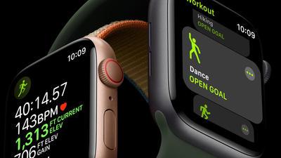 苹果用了五年半的时间,让 Apple Watch 安装量突破 1 亿
