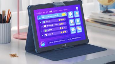 小度发布首款智能学习平板,破圈新作冲击教育市场
