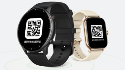 华米智能手表率先支持微信支付,Amazfit GTR 2与 GTS 2 首批升级