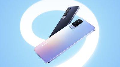 vivo S9 发布:4400 万像素极夜自拍,首发天玑 1100 旗舰级 5G 芯片