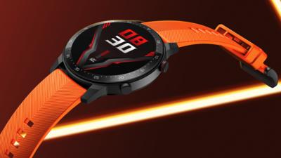可绘制足球热力轨迹图,1.39 英寸 AMOLED 大屏红魔手表发布,售价 599 元起