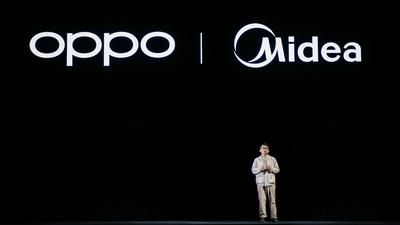 OPPO 美的战略合作再下一城,智能家居实现「自动发现」和「一键闪连」