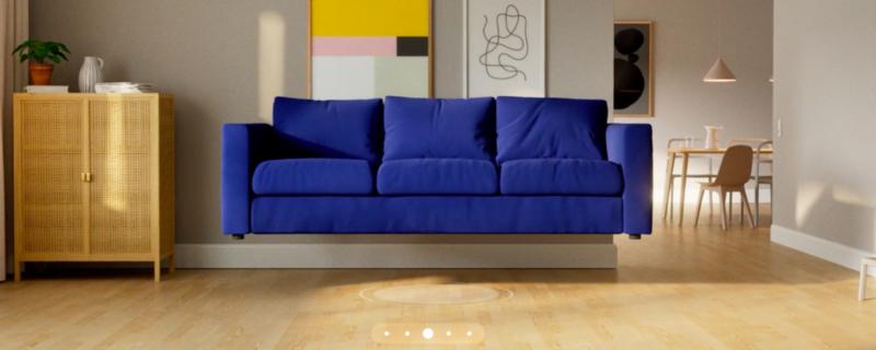 宜家联合苹果推出新的 AR 应用,整个房屋装修都可以交给它
