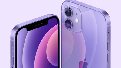 iPhone 12 和 iPhone 12 mini 推出全新配色,搭载最新 iOS 14.5