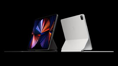 苹果发布 M1 芯片的 iPad Pro,12 英寸更有 Liquid Retina XDR 显示屏
