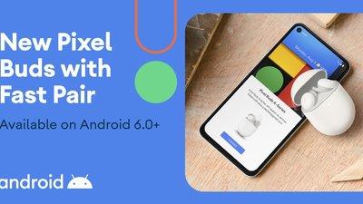 Google 泄露第二代 Pixel Buds A 系列,快速配对,更优质的声音