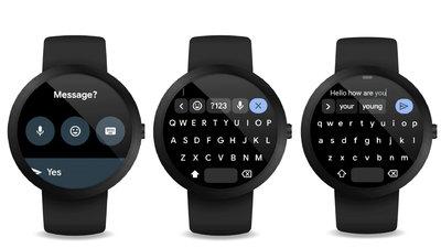 Google 输入法 Gboard 即将登陆 Wear OS