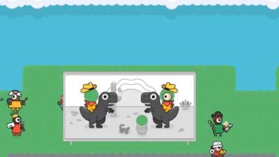 这一届 Google I/O 有一个动森世界等你来体验