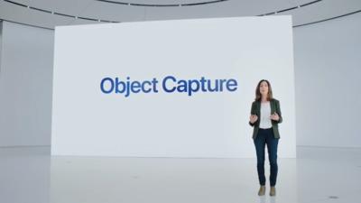 苹果通过 Object Capture 为 macOS 带来快速 3D 扫描建模体验!