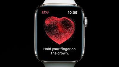 苹果 ECG 获得药监局医疗器械软件批准,国行 Apple Watch 用户体验 ECG 还得再等等