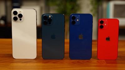 iPhone 12 系列上市 7 个月,销量突破 1 亿部 | 报告