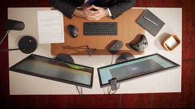 远程会议设备正当红,而微软的这几款新硬件为我们做了样板