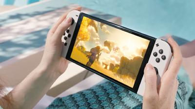 为更大、更好的 OLED 屏幕的 Switch 欢呼吗?不!