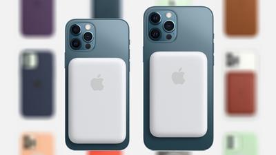 苹果悄悄上架 MagSafe 外接电池,彩蛋竟是 iPhone 12 反向充电功能