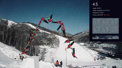小冰 AI 评分系统获体育总局和国际雪联认可,成为国际赛事首个 AI 助理裁判