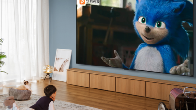 华为用鸿蒙打造分布式家庭影院,不止是巨幕电视和组合音响