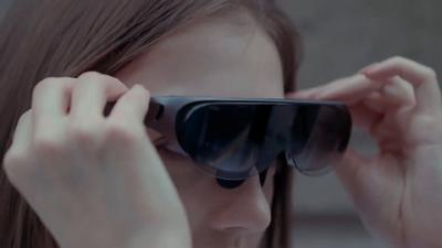 Rokid Air 海外众筹,超 40 万美元筹款验证了消费级 AR 眼镜的市场空间