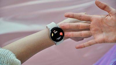 三星 Galaxy Watch4 发布:5nm 制程的芯片,测血压和 BMI 的传感器,Google 的系统和生态