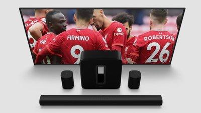 打造球场好声音,Sonos 与利物浦足球俱乐部达成多年期协议
