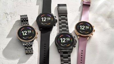 首款高通 4100+ 芯片的智能手表 Fossil Gen 6 来了,但它暂时还玩不转 Wear OS 3