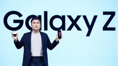 三星 Galaxy Z Fold3 和 Flip3 中国发布,加速折叠屏手机普及