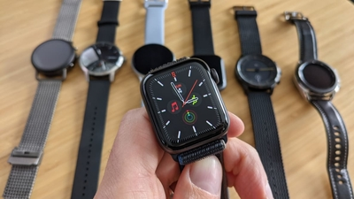 智能手表已连续三个季度出货量超越手环,小米整体出货量排名第一、Apple Watch「一哥」地位无可撼动!