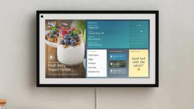 「带屏音箱」升级为「家庭共享中心」,亚马逊 Echo Show 15 具有超大屏幕,搭载新一代边缘处理器