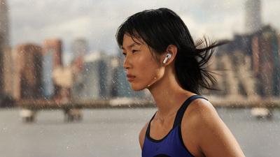 苹果发布第三代 AirPods,全新外观、支持空间音频