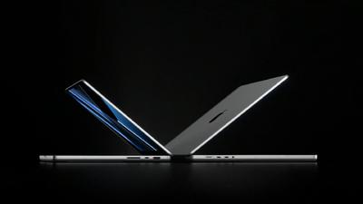 MacBook Pro 全新发布,吸睛的远不止性能