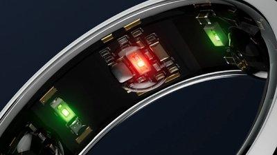 一枚戒指拥有 7 个温度传感器,可做经期和妊娠预测